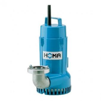HOMA Verschleißfeste Tauchmotorpumpe H16D