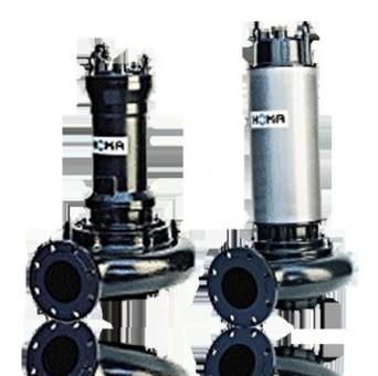 HOMA Abwasser-Tauchmotorpumpe K 3366-P96/C Ex