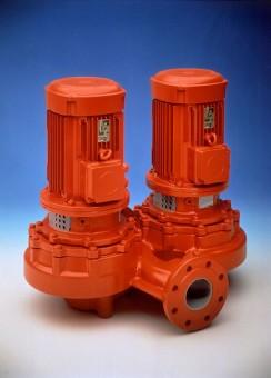 KSB Inlinepumpe Etaline Z 65-250/304.2