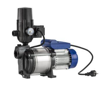 KSB selbstansaugendes Hauswasserwerk mit Schaltautomat Multi Eco-Pro 34