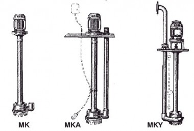 KSB Kondensatpumpe MKA 20-6/190 C