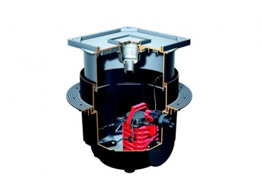 KESSEL-Schmutzwasserhebeanlage Aqualift S