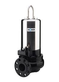 HOMA Abwasser-Tauchmotorpumpe MX2346-T44 St/Dr