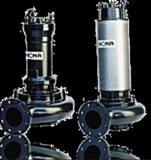 HOMA Abwasser-Tauchmotorpumpe MX3468-PU76EX