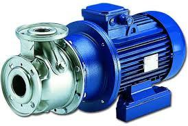 Lowara Edelstahl Kreiselpumpe SHOS 32-200/30/D