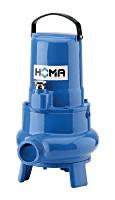 HOMA Tauchmotorpumpe für Schmutz- und Abwasser  TP30M17/2 W Ex