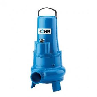 HOMA Tauchmotorpumpe für Schmutz- und Abwasser TP50V17/2 W