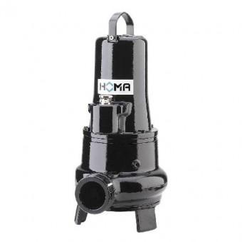 HOMA Tauchmotorpumpe für Schmutz- und Abwasser  TP53V26/2 D Ex