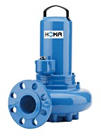 HOMA Abwasser Tauchmotorpumpe TP70M 16/4/C D