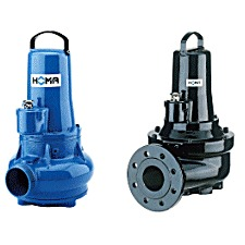 HOMA Abwasser-Tauchmotorpumpe V 1332-T62 Ex