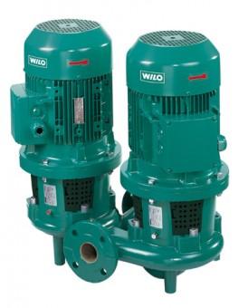 Wilo Trockenläufer-Standard-Doppelpumpe DL 100/160-15/2,DN100,15kW