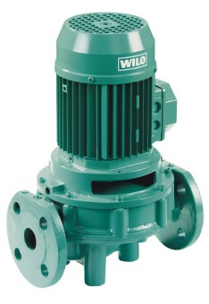 Wilo Inlinepumpe IPL 80/130-3/2